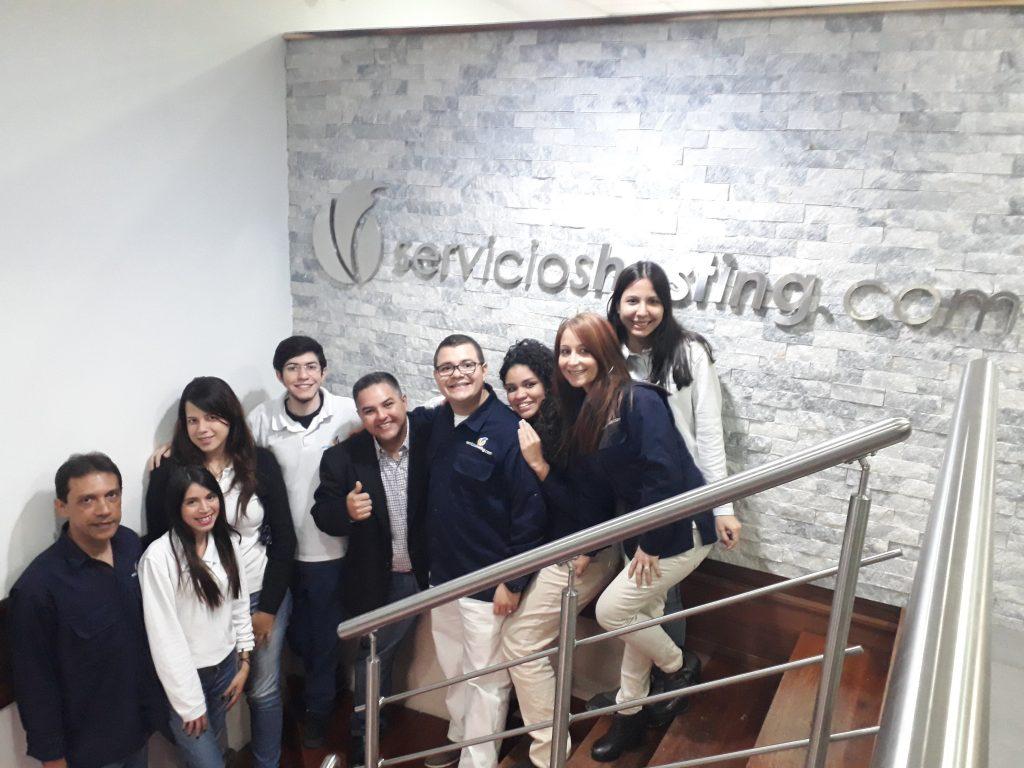 servicioshosting.com Nosotros